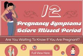 Light Period Pregnancy 17 Early Pregnancy Signs U0026 Symptoms Before Missed Period