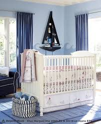 Nautical Themed Baby Rooms - baby room decorating ideas interior design
