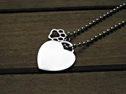 personalized pet memorial necklace best necklace design 2017