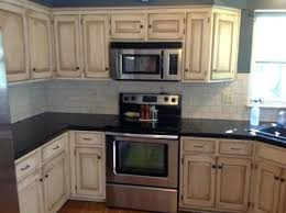 Glaze Over Painted Cabinets Glazed Oak Cabinets Pictures Kitchen Faux Painting Glaze Over