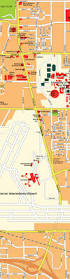 Map Of Las Vegas Strip by Map Las Vegas Nv With Strip Downtown Nevada Usa Central