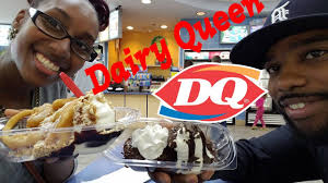 dairy queen mukbang eating show at dairy queen youtube