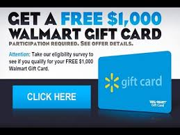 survey for gift cards free walmart 1000 gift cards giveaway 1000 walmart gift card