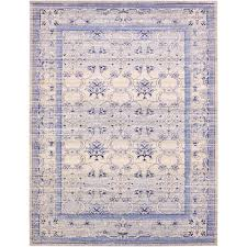12 By 16 Area Rugs Unique Loom La Jolla Ivory 12 Ft 2 In X 16 Ft Area Rug 3121528