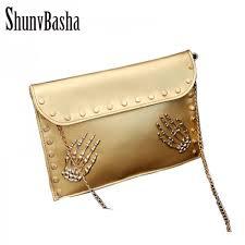 envelope clutch new fashion designer women handbags crossbody bags