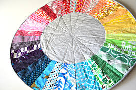 black friday rug sale friday sale rainbow color wheel quilt baby play mat circle rug