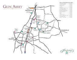 Middle Tennessee Map by Nashville New Homes Communities Built By Turnberry Homes