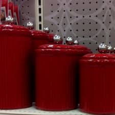 red kitchen canisters red kitchen canisters spurinteractive com