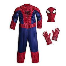 halloween iron man costume amazon com disney store deluxe amazing spiderman costume