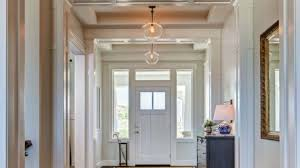 Entryway Pendant Lighting Large Craftsman Style Pendant In A Grand Foyer With Foyer Pendant