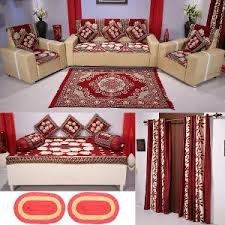 homeshop18 home decor 30 pc living room decor set by home couture bed sheets homeshop18