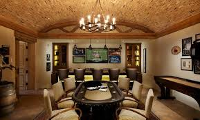Media Game Room - 9 outstanding game rooms goedeker u0027s home life