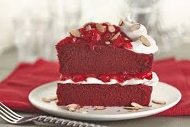red velvet cherry torte duncan hines