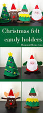 Christmas Decorations To Make At Home by 80 Best Christmas Decorating Images On Pinterest