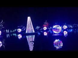 christmas lights train ride christmas lights train ride 2 youtube