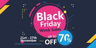black friday sales week with dfrobot