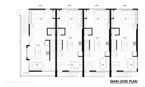 row home floor plans cool row home floor plans 17 for your small