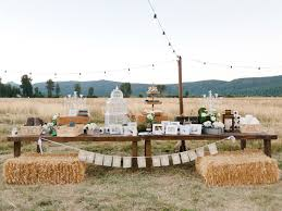 country wedding decorations a outdoor wedding christopher wedding dress