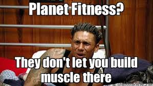 Exercising Memes - planet fitness ruins america by catering to fat people kicking