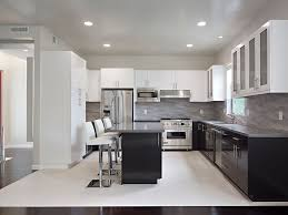 Two Different Colored Cabinets In Kitchen Fascinating Two Color Kitchen Cabinets Design Pictures Ideas Tikspor