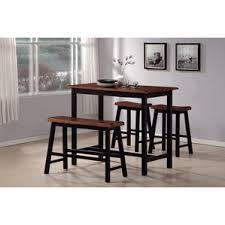 Modern Bench Dining Table Modern Bench Dining Room Sets Allmodern