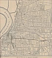 Shelby Farms Map Alten Memphis Map Karte Des Antiken Memphis Tennessee Usa