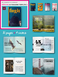 freelance layout majalah 20 inspirasi template desain majalah profesional typograpic