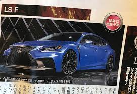 lexus lc twin turbo lexus ls f twin turbo v8 to debut at tokyo u2013 rumour performancedrive