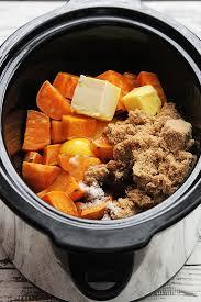 candied pecan sweet potato casserole creme de la crumb