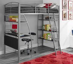Best Workstation Desk Total Fab Kids U0027 Loft Bed With Workstation Desk Underneath