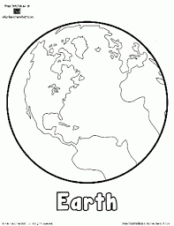 incredible coloring pages of the earth pertaining to inspire in