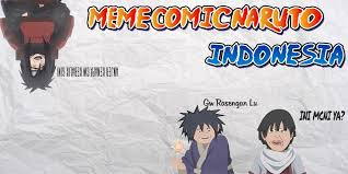 Meme Naruto Indonesia - polosan meme comic naruto indonesia facebook