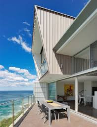 modern house with ocean view in sydney queenscliff house