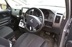 mitsubishi delica interior how about a van like the mitsubishi delica for off road touring