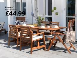 Patio Furniture Review Chairs For Outside Ikea Outdoor Furniture Applaro Series Ikea