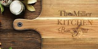 personalised cutting board personalised chopping board deals unbeatable daily deals on cudo