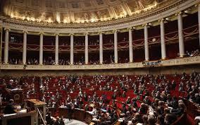 si e de l assembl nationale débat faut il élire les députés à la proportionnelle le parisien