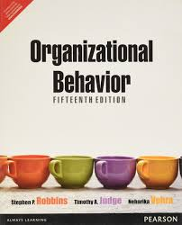 buy organizational behavior 15e book online at low prices in