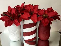 Ideas For Christmas Centerpieces - best 25 christmas mason jars ideas on pinterest mason jar
