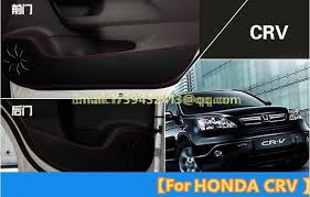 honda crv accessories 2007 car door anti kick protection pad car styling accessories for