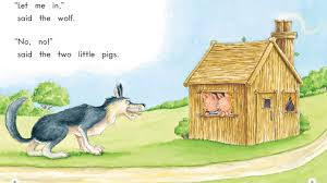 pigs picture book aloud