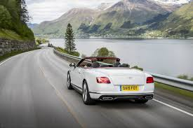 Bentley Continental Gt V8 S Convertible Review 2015
