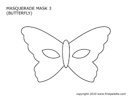 mask template the 25 best masquerade mask template ideas on mask