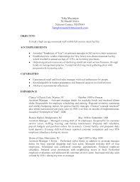 facility maintenance supervisor resume examples luxury sample