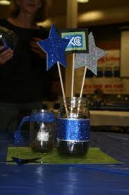 edible and drinkable centerpieces for football banquet can u0027t