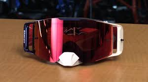 motocross goggles with camera oakley front line speed mx goggles chaparral motorsports