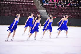 skyliners synchronized skaters win golds at eastern sectional