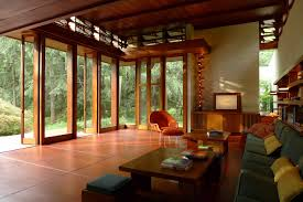 famous frank lloyd wright house installed with radiant heat technology