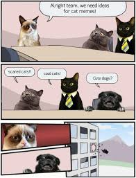 Business Cat Memes - comic memes grumpy cat business cat