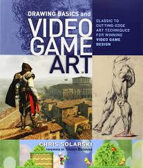 drawing basics and video game art classic to cutting edge art